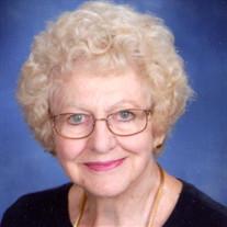 Jeanette May Ewen