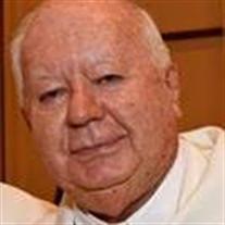 Monsignor Patrick Joseph Caverly