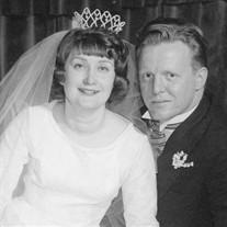 Warren & June  Hollander