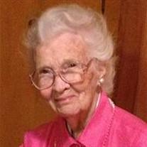 Mary Elizabeth Wilson