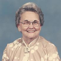 Marjorie Wave Bilyeu