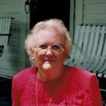 Mrs. Dorothy Marie Lee