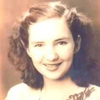 Flora Belle  Mathis