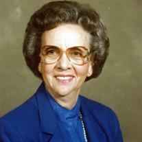 Imogene D. Whillock