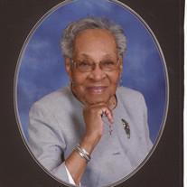 Mrs. Azalia Irene Oliver