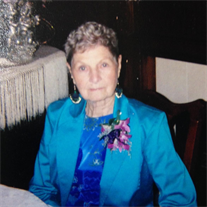 Emmetta Gertrude Allen