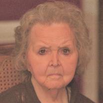 Mary Gertrude Leatherwood Ratcliffe