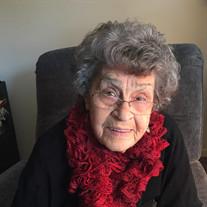 Wilma Clark Hanson
