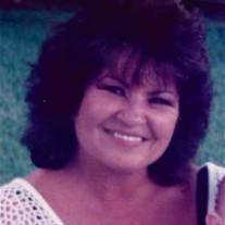 Martha Joan Harrell Crook