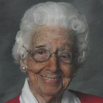 Ethel E. Fitzsimmons