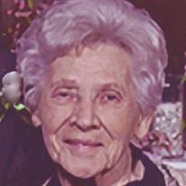 Lucille Mosier (Lebanon)