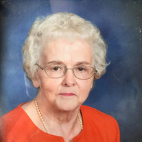 Bernice Gertrude Fluharty