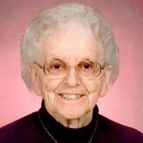 Esther C. (Amstutz) Edeburn