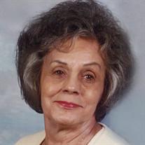 Betty Ruth McQueen Vaughn