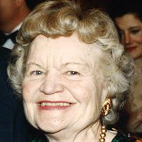 Mrs. Hortense Hayes Cooper