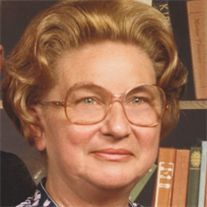 Mrs.  Ruby  Mae Goodwin Godfrey