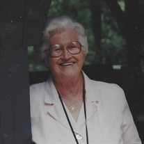 Mrs. Betty Sue Pearson