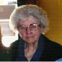 Dorothy Mae Woodward