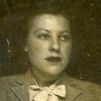 Alma Inez Williams