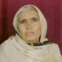 Mrs.  Balwant  Kaur Grewal