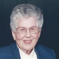 Catharine E. Thomas