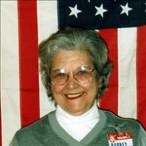 Audrey Marjorie Spencer