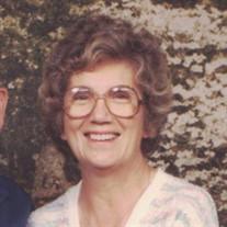 Bernice Fay Marshall