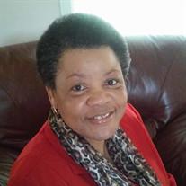 Mrs. Frencie Mae Sanders