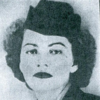 Ida Ozena Burrell