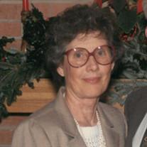 Mrs. Peggy Joann McAllister Furr