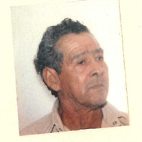 Senor Margarito Reyes Cruz