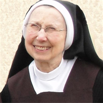Sister Anne of the Immaculate Heart of Mary Seelaus, O.C.D.