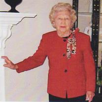 Sophie Vanderbeck