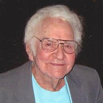 Clyde M. Robinson