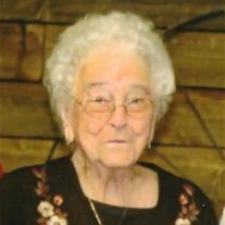 Edith Mae Gossum
