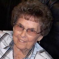 Alma Buchanan Ledford