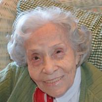 Marguerite Helen Diaz