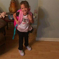 Little Miss Kendal Layne Carroll Williams