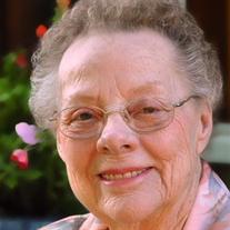 Frances Mae Walters