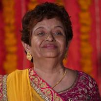 Kumudben (Anita) B. Patel