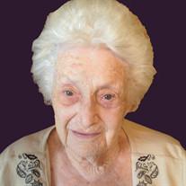 Mrs. Evelyn Hendon Hardin