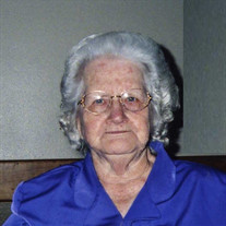 Mrs. Margie Adams Mason