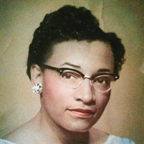 Mrs. Magnolia Houston
