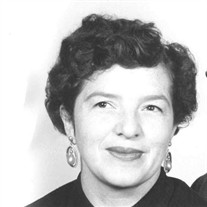 Margery R. Southcombe