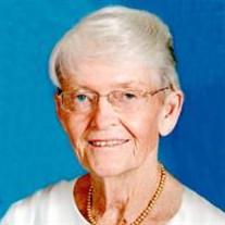 Jane Elizabeth Lund Sieff