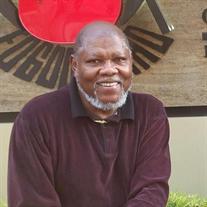 Rev. Murphy Albert Lewis