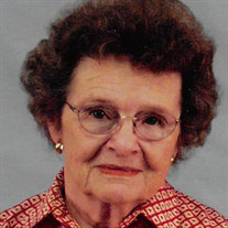 Mrs. Blanche Ridgeway Stice