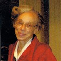 Frances McAllister