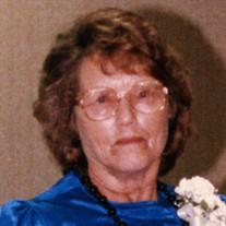 Hazel Louise  Chaffin