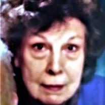 Frances Wynona Coats